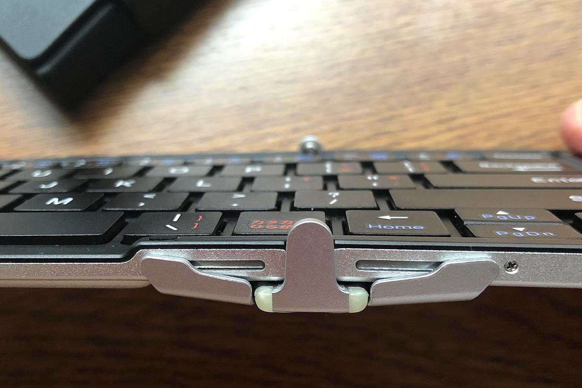 スマホ入力無理→ワイヤレスキーボード買ったらブログ書くの捗った